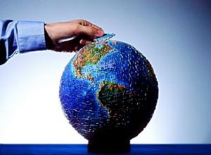 Глобализация в базовых отраслях экономики и защите окружающей среды