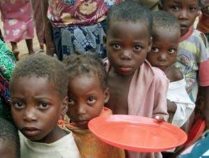 Продовольственная проблема с глобальной точки зрения