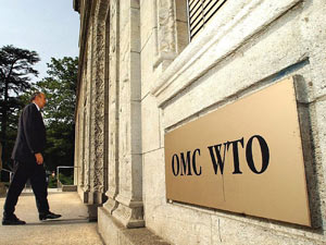 Международные организации и институты торговой политики